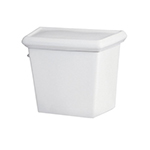 "Gerber HE28530 - Logan Square™ 12"" rough-in tank, White"