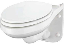Gerber 0021970 - Wall Hung Back Outlet Elongated Bowl  White