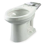 Gerber 0021975 - Floor Mount Back Outlet ADA Elongated Bowl White