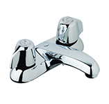 Gerber 43-411 Gerber Classics Two Metal Handle Centerset Lavatory Faucet With Chain Stay (1.5gpm)
