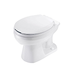 Gerber HE21342 - Ultra Flush 1.28 Round Front Bowl, white