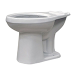 Gerber HE21377 - Ultra Flush 1.28 ADA Elongated Bowl, white